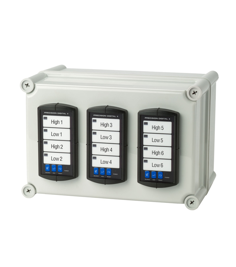 Image of Point Level Alarm Panel