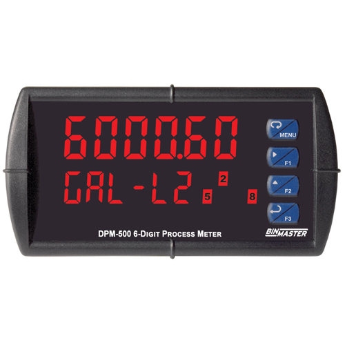 Image of Dual-Line 6-Digit Process Meter